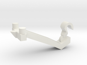 TF WFC Earthrise - Hoist Hook in White Natural Versatile Plastic