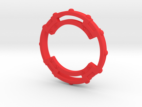 Defense Ring SP Replacement in Red Processed Versatile Plastic