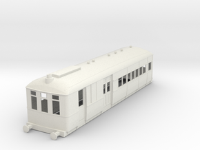 o-43-renfe-sentinel-railmotor in White Natural Versatile Plastic