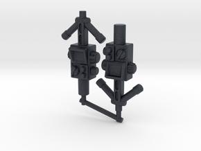 """""""Sparkbuster"""" PKE Meters (5mm) in Black PA12: Medium"""