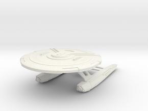 USS Cerritos refit III in White Natural Versatile Plastic