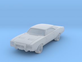 GeneralLee in Smoothest Fine Detail Plastic: 1:100