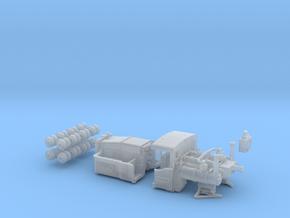 Listowel Lartigue Locomotive As-Built (N Scale) in Smooth Fine Detail Plastic