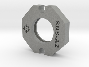 Silverback SRS-A2 Outer Barrel Spacer / Stabilizer in Gray PA12