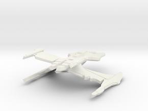 Dominion Light Cruiser varint w/Pylons 6 inch in White Natural Versatile Plastic