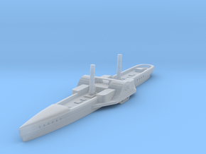 1/1200 CSS Robert E. Lee in Smooth Fine Detail Plastic