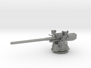 1/48 Uboot 10.5cm/45 Deck Gun in Gray PA12