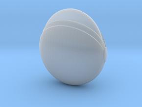 SpaceHelmetv3l1 in Smoothest Fine Detail Plastic