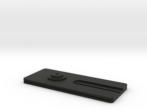 Commander Cody Left Ear Piece in Black Premium Versatile Plastic