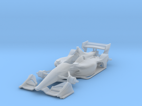 2018 Road Course Indy Car Final Update in Smooth Fine Detail Plastic