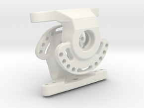 AR60 KNUCKLE-BIG BEARING-all-in-one-V3-x2 in White Natural Versatile Plastic