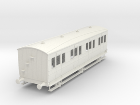 o-43-lyr-6-wheel-d6-32ft-all-1st-coach in White Natural Versatile Plastic