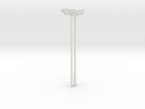 25ft Flood Light (x2) 1/76 in White Natural Versatile Plastic