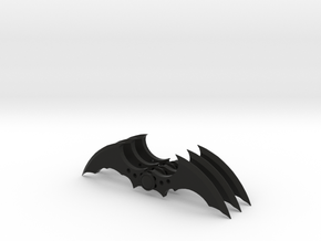 Arkham Asylum Batarang (3 pieces bundle) in Black Natural Versatile Plastic