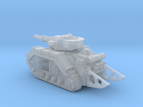Krieg Alpha Pattern tank in Smooth Fine Detail Plastic
