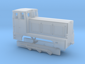 V10C N-Scale / Spur N (1:160) in Smooth Fine Detail Plastic