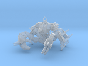 Profaner Robot Walker Epic6mm infantry model chaos in Smooth Fine Detail Plastic
