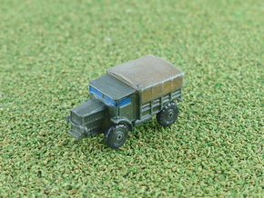 French Latil TAR H Artillery Tractor 1/285 in Smooth Fine Detail Plastic