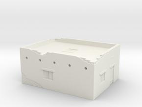Desert House 1/160 in White Natural Versatile Plastic