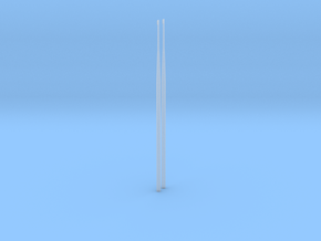 1/48 DKM UBoot IXC Periscopes Set in Smooth Fine Detail Plastic