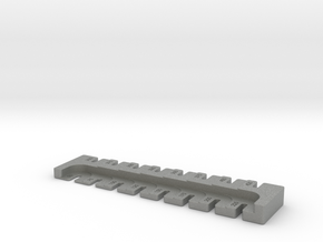 SHOCK REBOUND TOOL - 3D in Gray PA12