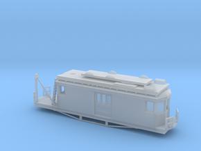 N Scale CNSM 604 line car in Smoothest Fine Detail Plastic