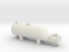 Heat Exchanger 1/64 in White Natural Versatile Plastic