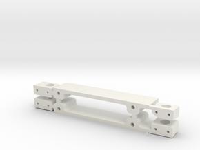 BRM Ferrari 246 Dino Adapter Kit in White Natural Versatile Plastic