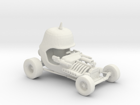Red Baron 1:160 scale in White Natural Versatile Plastic