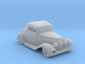 1932 Full Fender Hot Rod 1:160 scale in Smoothest Fine Detail Plastic