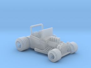 1929 T Rod 1:160 scale in Smooth Fine Detail Plastic