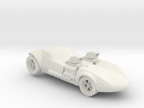 Twinmill 1:160 scale in White Natural Versatile Plastic