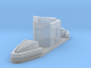 Booth Tollway large  in Smoothest Fine Detail Plastic: 1:220 - Z