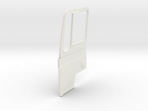 1/14 1:14 MAN 10 Door right in White Natural Versatile Plastic