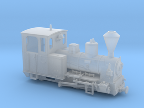 Jacobi-Scale-H0f in Smoothest Fine Detail Plastic