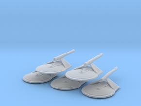 1/10000 Larson v3 - 5 ships pack in Smooth Fine Detail Plastic