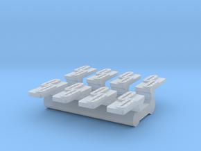 Athearn EMD Dual Fuel Gauge Set  in Smoothest Fine Detail Plastic