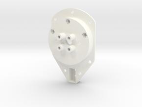 Bally Pinball - Pop Bumper Base - Prt 03-8324-5 in White Processed Versatile Plastic