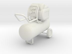 1:14 Kompressor compressor air tank air pressure u in White Natural Versatile Plastic