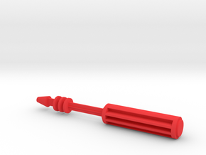Mighty Lazer Lance in Red Processed Versatile Plastic