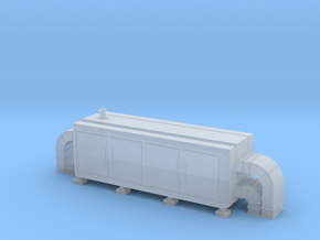 Air Handling Unit 1/144 in Smooth Fine Detail Plastic