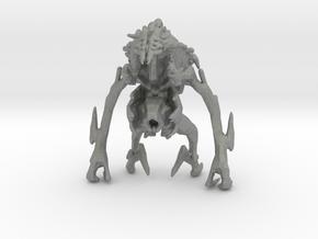 Dead Space Alien Necromorph 45mm miniature games in Gray PA12