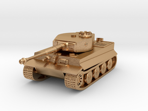 Tank - Tiger - size Large in Natural Bronze