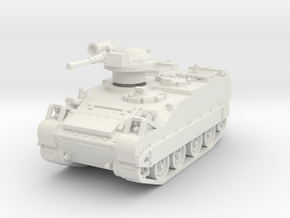 M113 Lynx 1/72 in White Natural Versatile Plastic