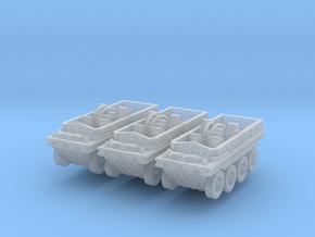 Terrapin Mk.1 (x3) 1/220 in Smooth Fine Detail Plastic