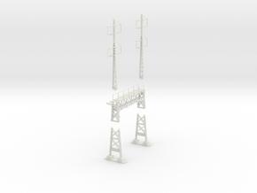 PRR signal lattice 2-2x2-2_2 track in White Natural Versatile Plastic