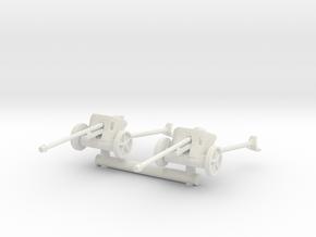 5 cm Pak 38 (x2) 1/100 in White Natural Versatile Plastic