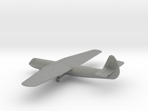 Airspeed AS.51 Horsa in Gray PA12: 6mm