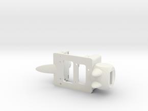 Chasis Arduino 20 in White Natural Versatile Plastic