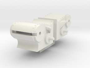 NS 3900 cilinders compleet 87 in White Natural Versatile Plastic